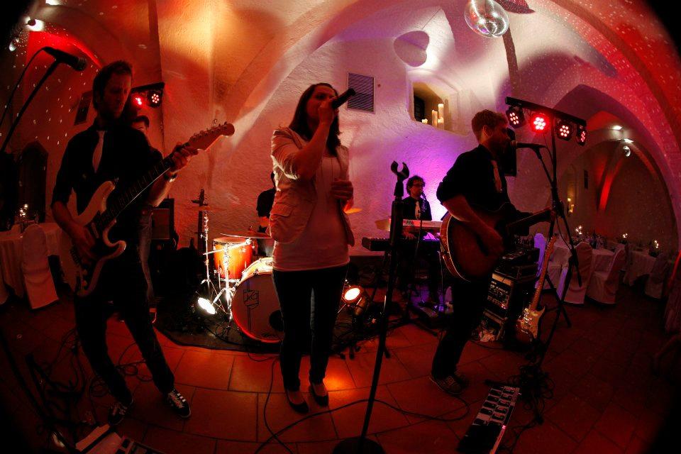 Coverband Partyband Hochzeitsband The Jamrays