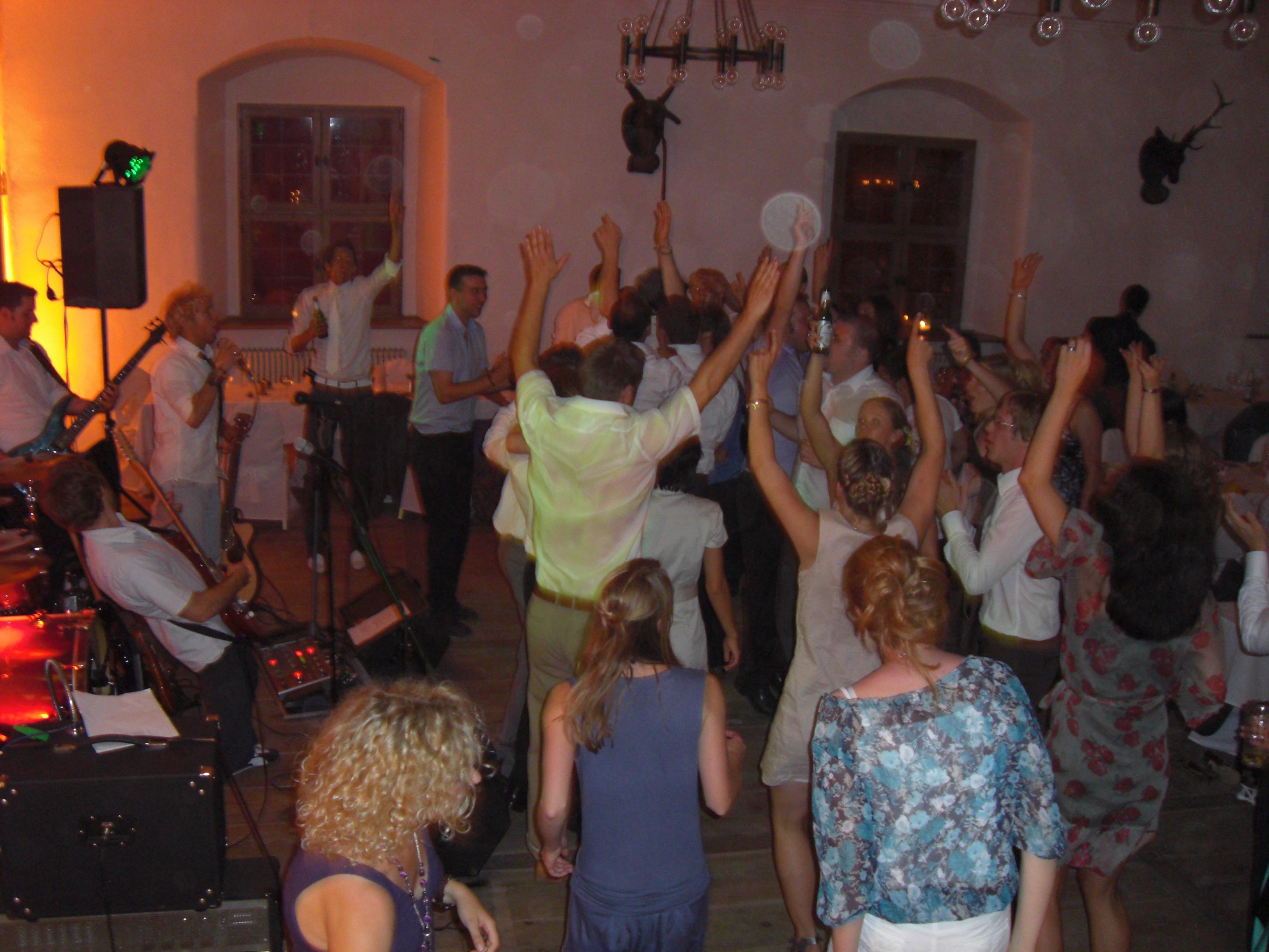 Band Fur Hochzeit Heilbronn Hochzeitsband Dj Alleinunterhalter