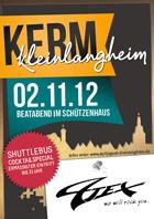 4Tex auf Kirchweih Kleinlangheim