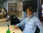 Alex im Studio
